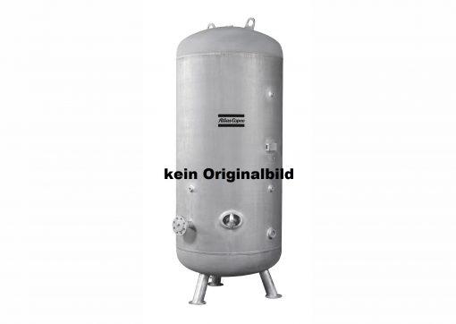 270 l Druckbehälter liegend (grau)