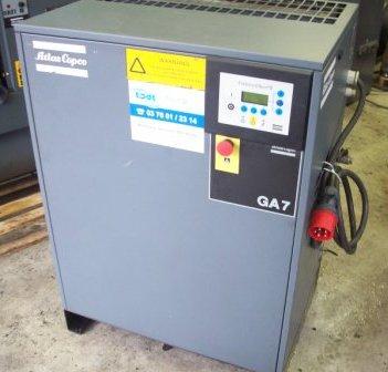GA 7-7,5 FF mit integriertem Kältetrockner