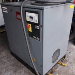 GA 22-7,5 FF mit integriertem Kältetrockner