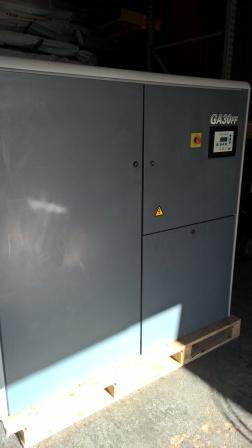 GA 30-10 FF mit integriertem Kältetrockner