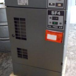 Atlas Copco Scrollkompressor mit Behälter SF 4-8 FF/2×16