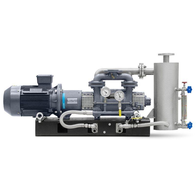 Flüssigkeitsringvakuumpumpen Serie AWS, AWD und AWL