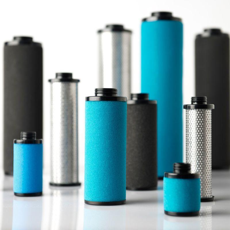 Druckluftfilter und Filterlösungen