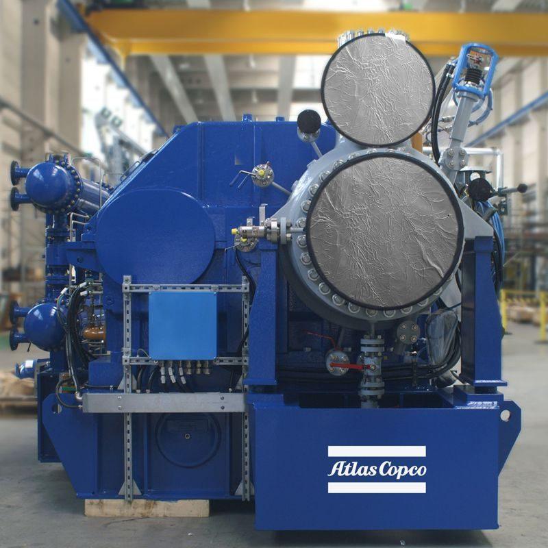 Turbo-Expander für Kohlenwasserstoffanwendungen