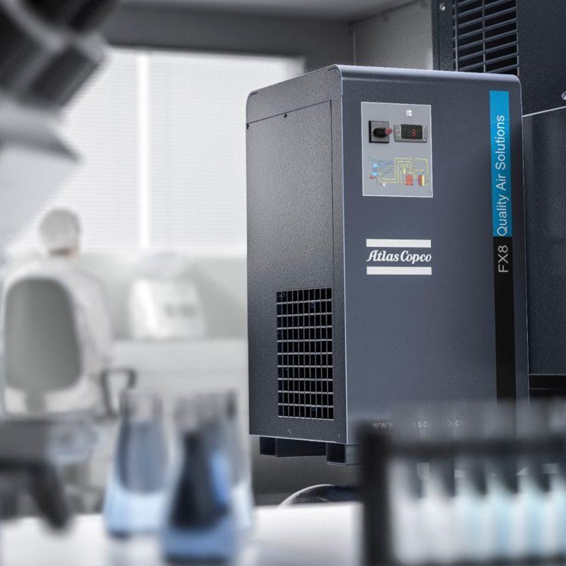 FX-Kältetrockner für den industriellen Einsatz
