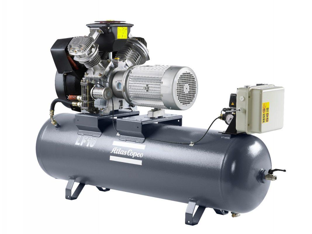 LF – ölfreie Aluminium-Kolbenkompressoren