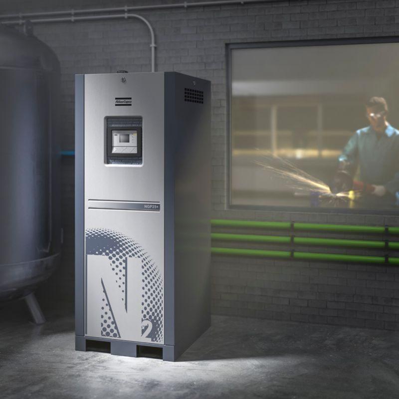 NGP+ Premium Stickstoffgenerator mit PSA