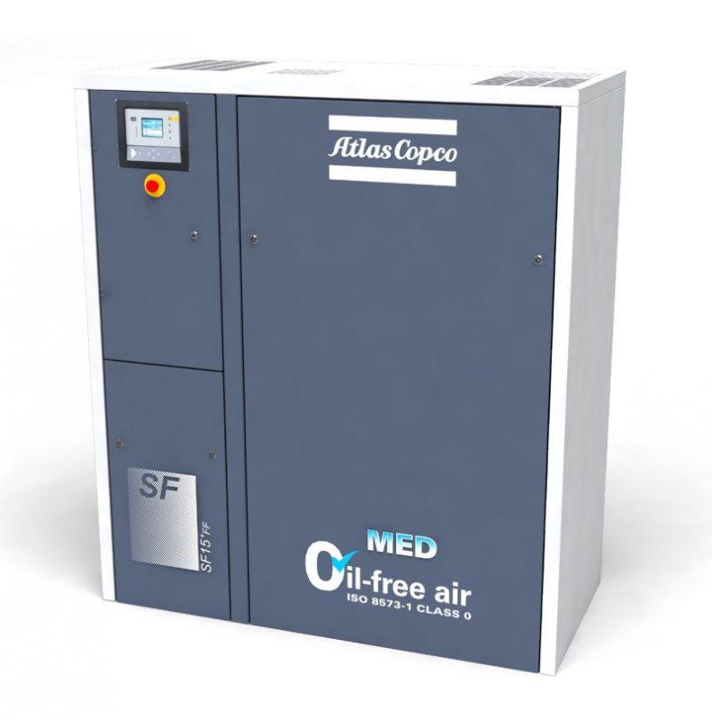 Ölfreier SF-MED-Scrollkompressor