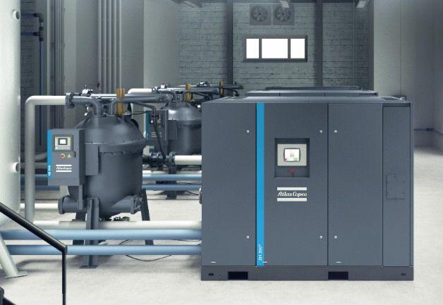 Ölfrei verdichtender Turbokompressor ZH 350 +