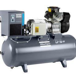 Kolbenkompressor ölfrei