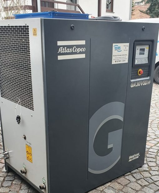 GA 30 VSD FF mit integriertem Kältetrockner